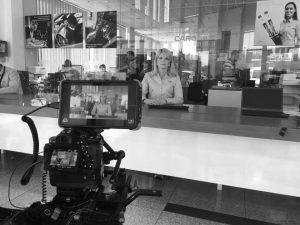Carglass reklamos filmavimas