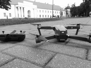 Dronas DJI mavic