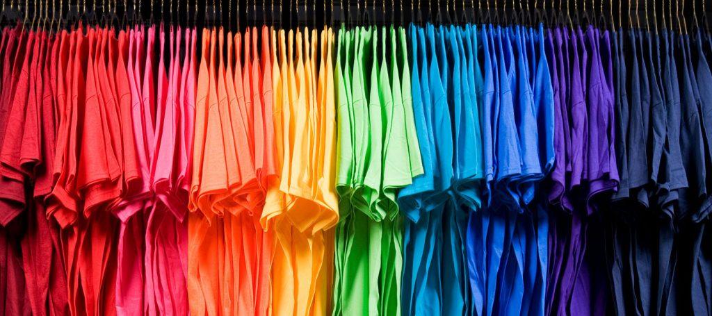 marškinėlių gamyba
